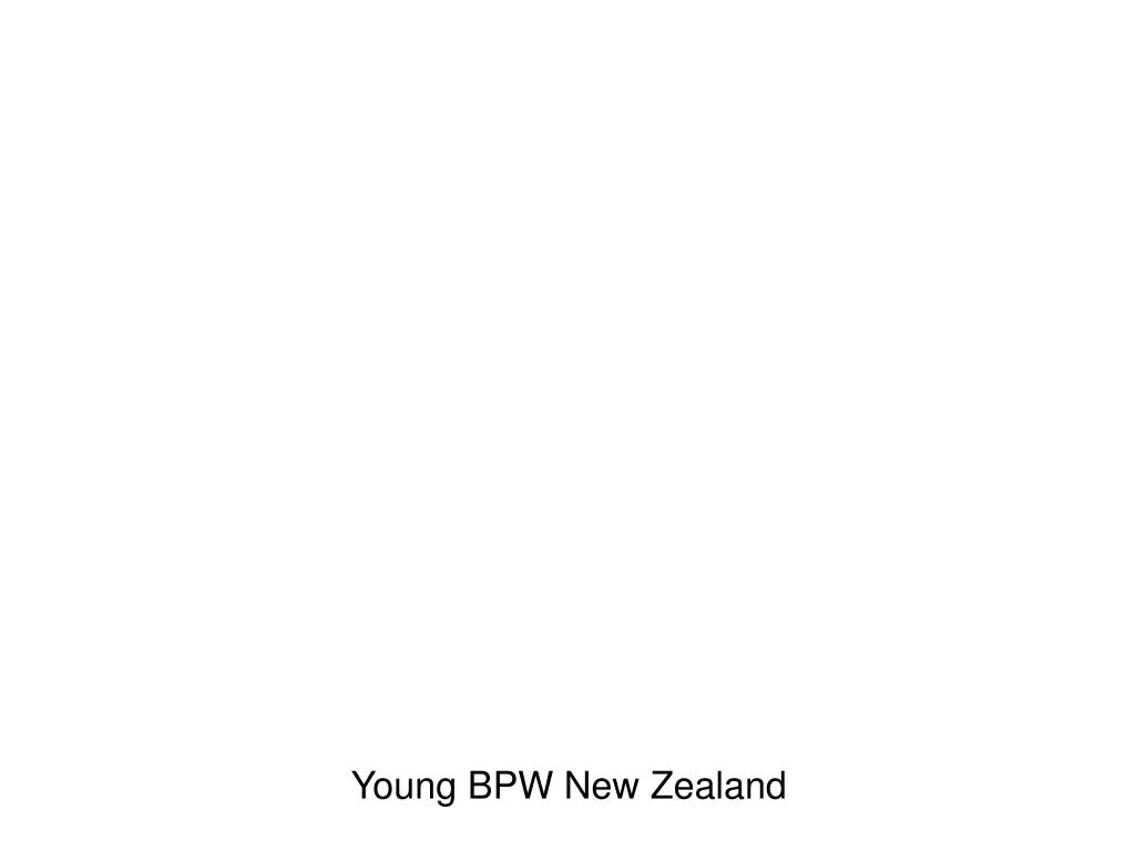 Young BPW New Zealand