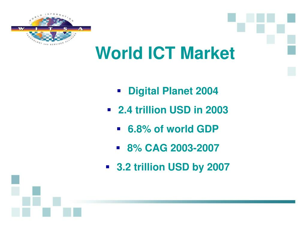World ICT Market