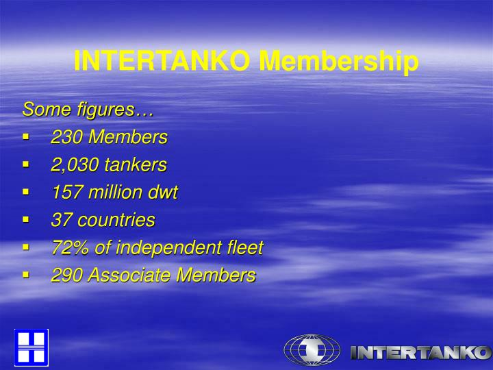 INTERTANKO Membership
