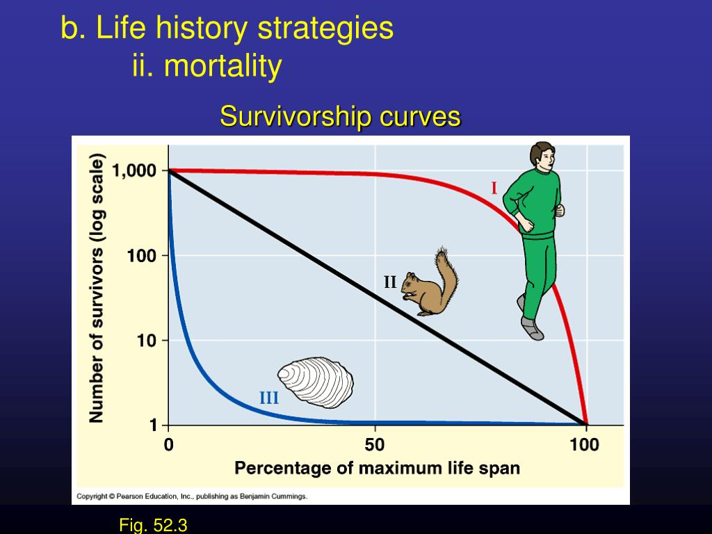 b. Life history strategies