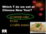 which t do we eat at chinese new year