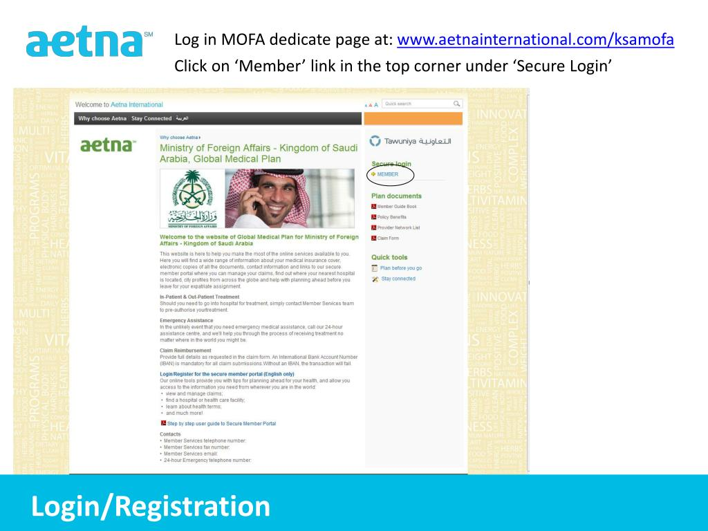 PPT - Aetna International PowerPoint Presentation - ID:979638
