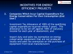 incentives for energy efficiency projects4