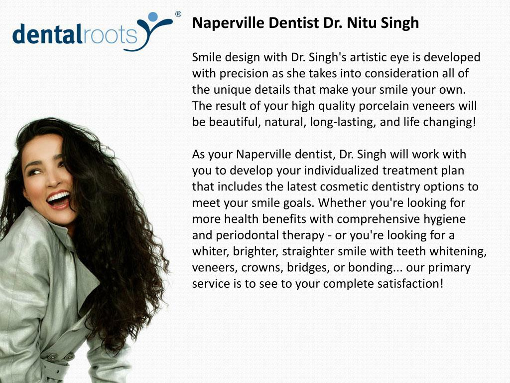 Naperville Dentist Dr. Nitu Singh