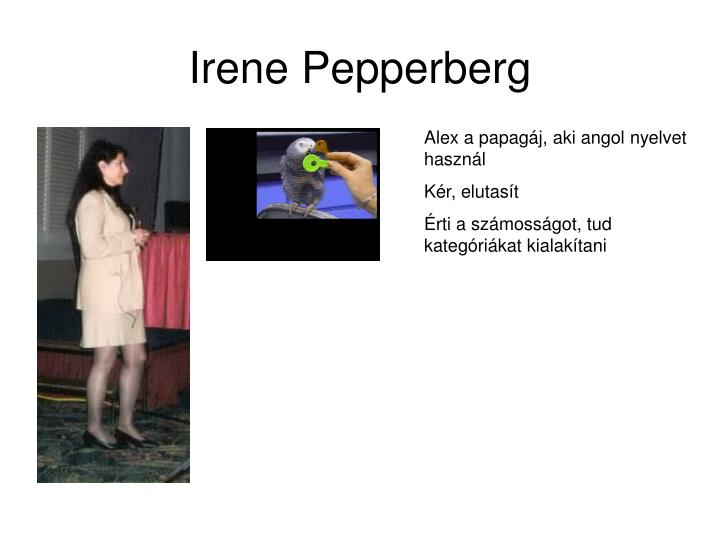 Irene Pepperberg