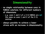 dimensionality37