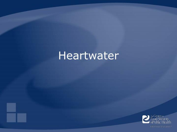 Heartwater