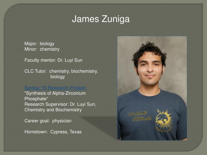 James Zuniga