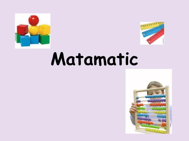 Matamatic