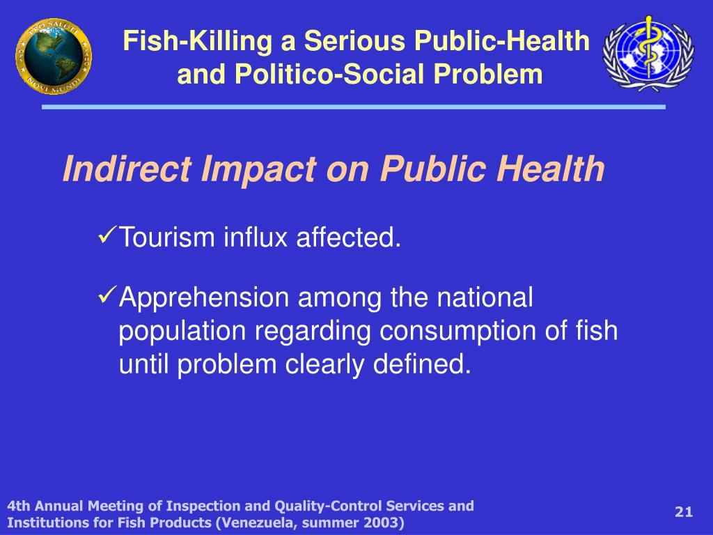 Fish-Killing a Serious