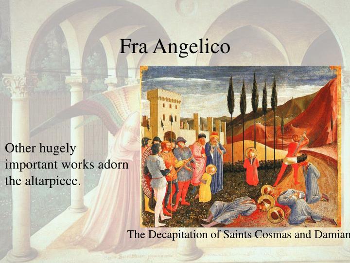 The Decapitation of Saints Cosmas and Damian