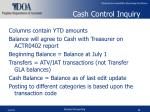 cash control inquiry13