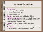 learning disorders1