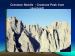 crestone needle crestone peak from humboldt