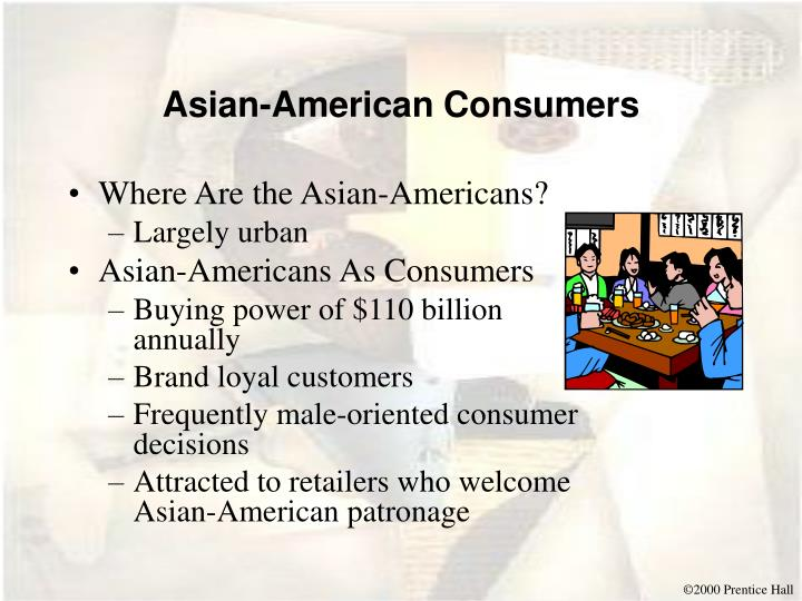 Asian-American Consumers