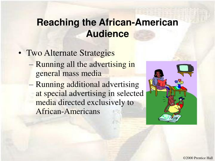 Reaching the African-American Audience