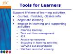 tools for learners19