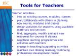 tools for teachers21
