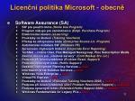 licen n politika microsoft obecn11