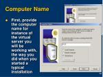 computer name58