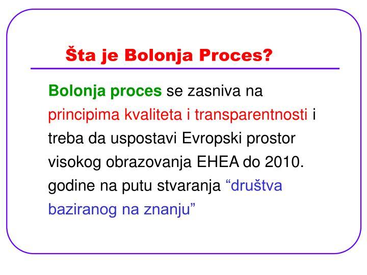 Ta je bolonja proces1