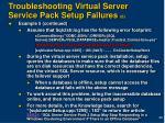 troubleshooting virtual server service pack setup failures 6