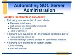 automating sql server administration41