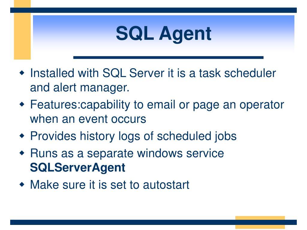 SQL Agent