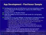 app development flexviewer sample5