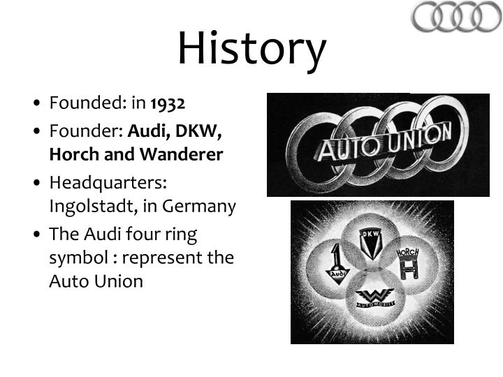 Ppt Swot Analysis For Audi Powerpoint Presentation Id984222