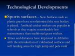 technological developments3