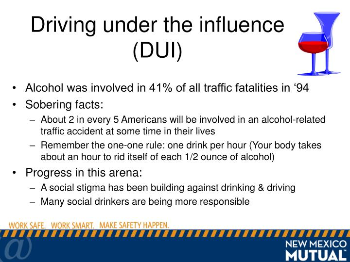 driving under the influence 2 essay Who ever said driving under the influence was a bad thing maybe you hit a curb or a person or two whats the big deal, at best you take your own life maybe you hit a curb or a person or two whats the big deal, at best you take your own life.