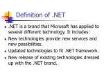 definition of net