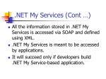 net my services cont