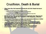 crucifixion death burial3