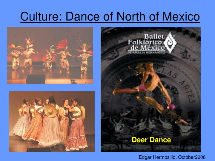 Culture: Dance of North of Mexico
