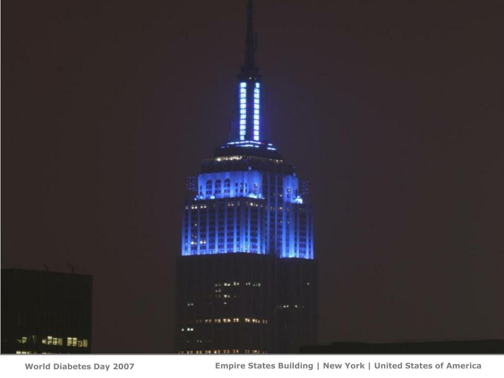Empire States Building   New York   United States of