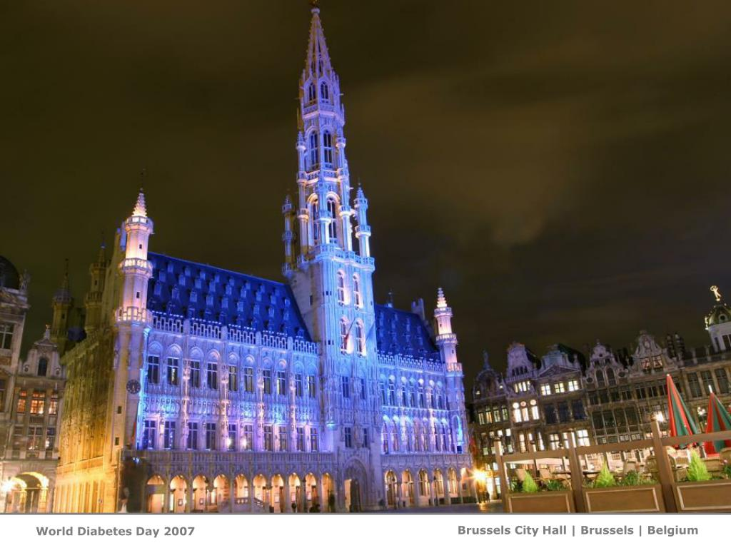 Brussels City Hall   Brussels  