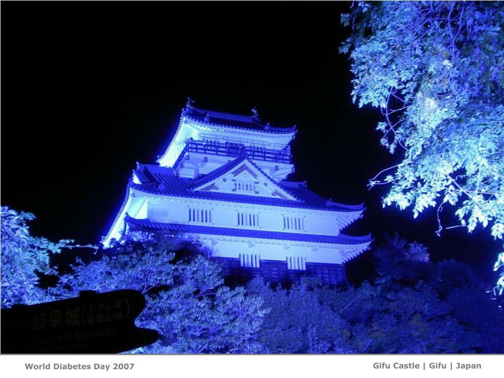 Gifu Castle   Gifu  