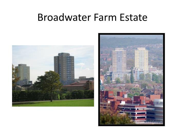 Broadwater Farm Estate