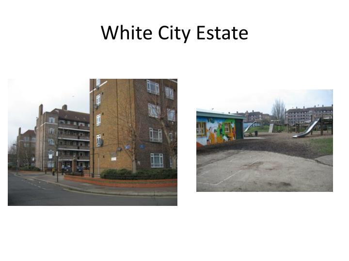 White City Estate