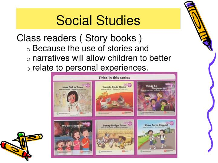 Class readers ( Story books )
