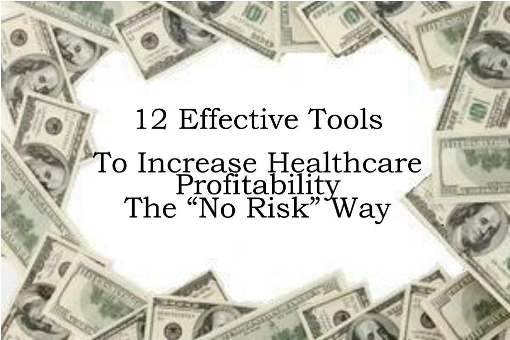 12 Effective Tools