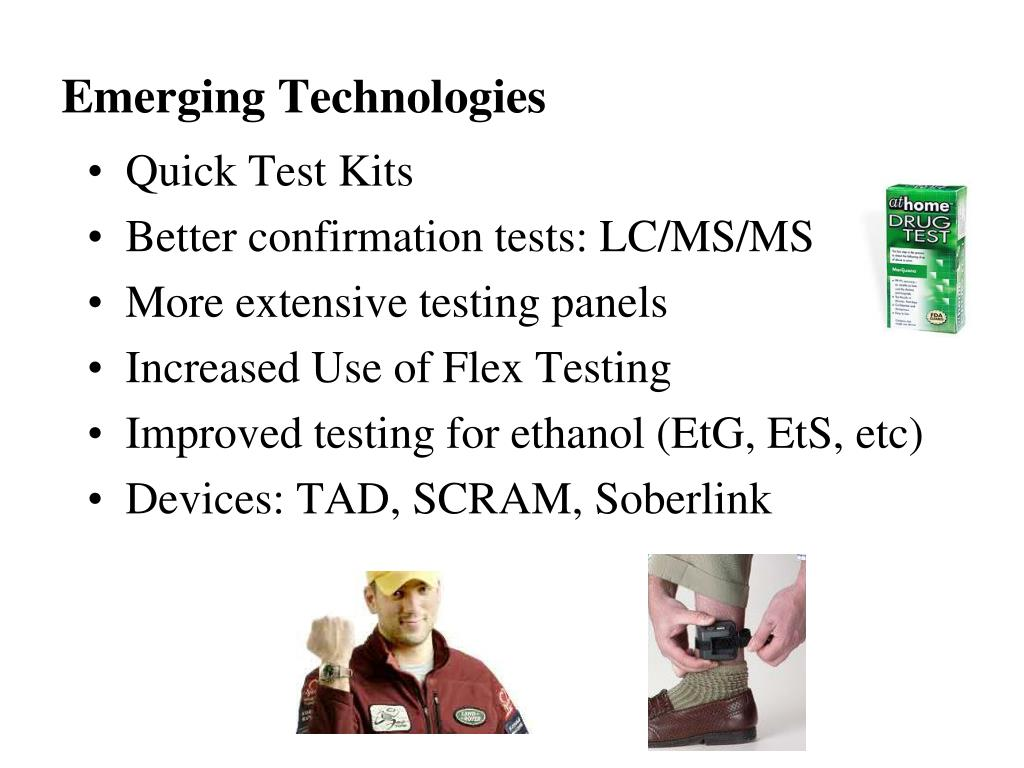 PPT - Emerging Issues in Drug Testing PowerPoint