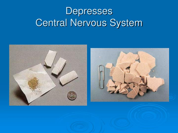 Depresses