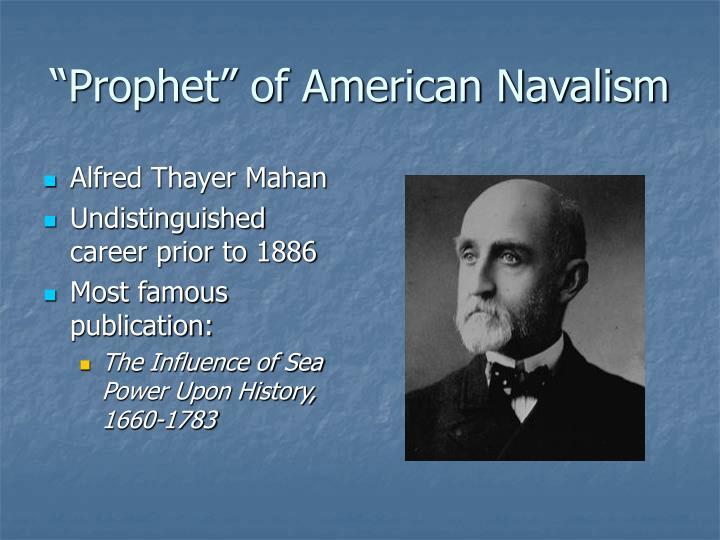 """Prophet"" of American Navalism"