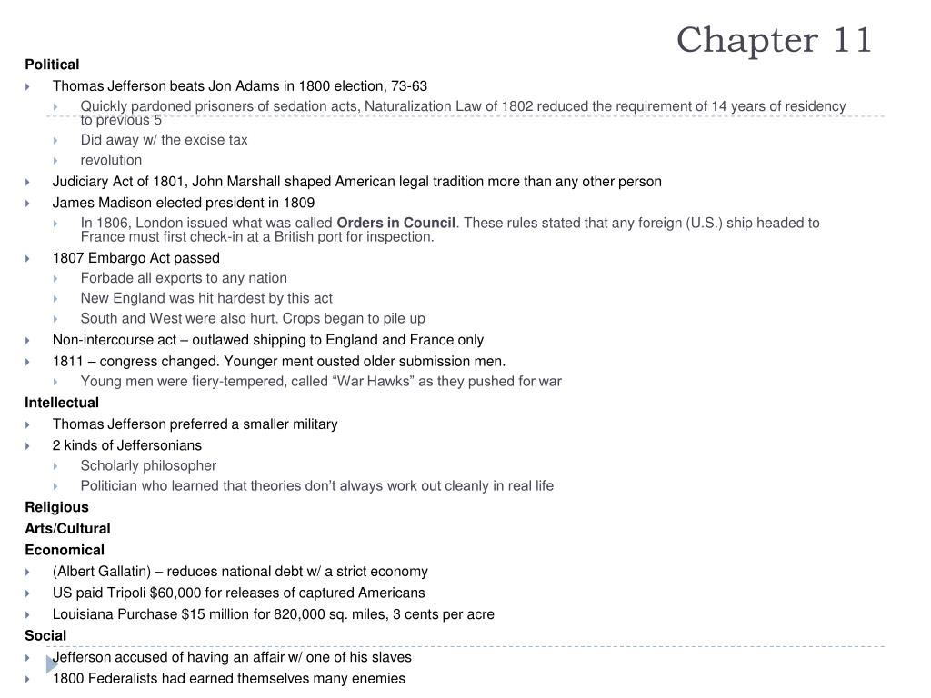 PPT - APUSH Study Guide: Chapters 1-26 PowerPoint