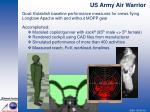 us army air warrior
