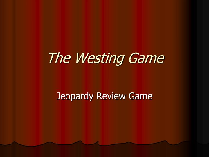 The Westing Game Worksheets Amazing The Westing Game Worksheets