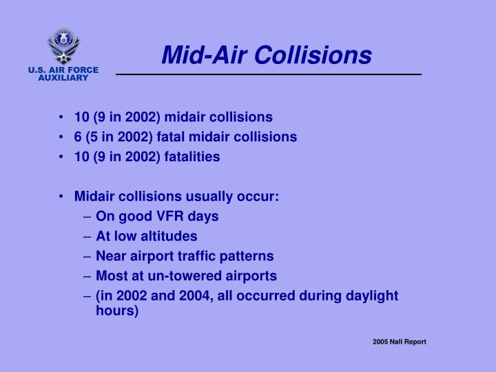 Mid-Air Collisions